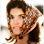Scarf can add chic and glamour to the look. Accessorize with neck and head scarves.