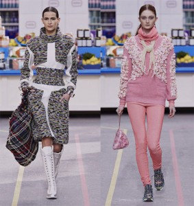 winter-shopping-theme-chanel-show