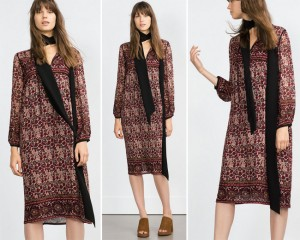 long-sleeves-printed-dress-with-v-neck-aw16-zara