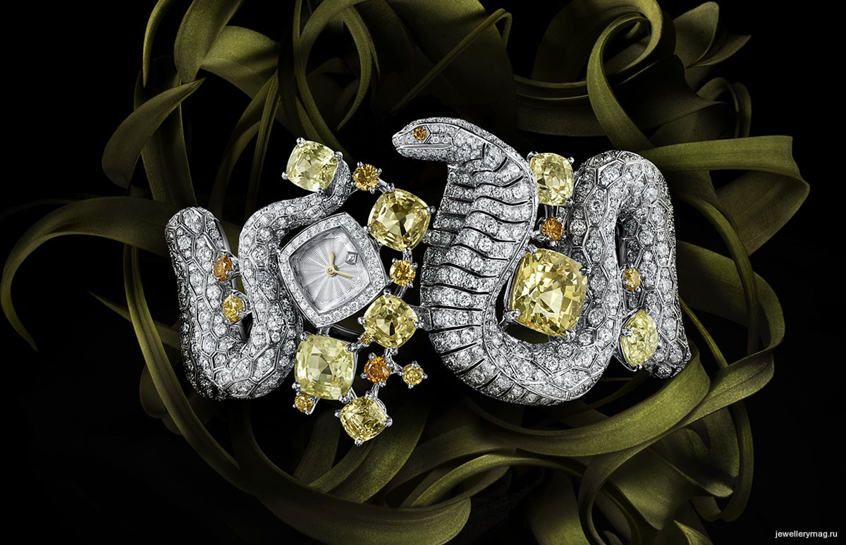 From Chopard to Chanel: the High Jewellery highlights of Paris Haute Couture Week